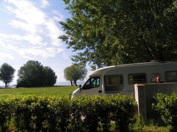 Es war wunderschön in Castiglione del Lago. Wir kommen sicher wieder