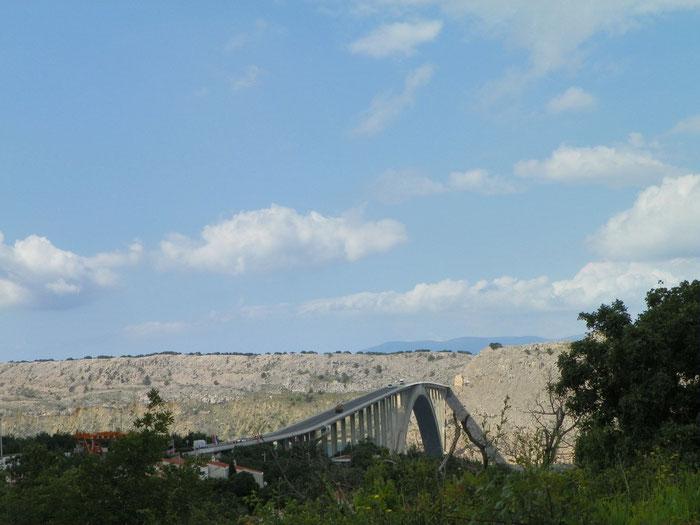 Krka Brücke