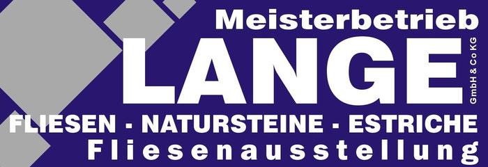 Meisterbetrieb Lange Fliesen Estrich Natrurstein Fliesenausstellung