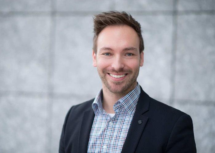 Mark Pankalla von der Öffentlichen Sachversicherung in Braunschweig