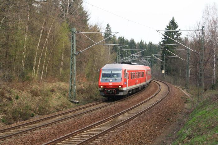 610 009 und 016 als IRE nach Nürnberg