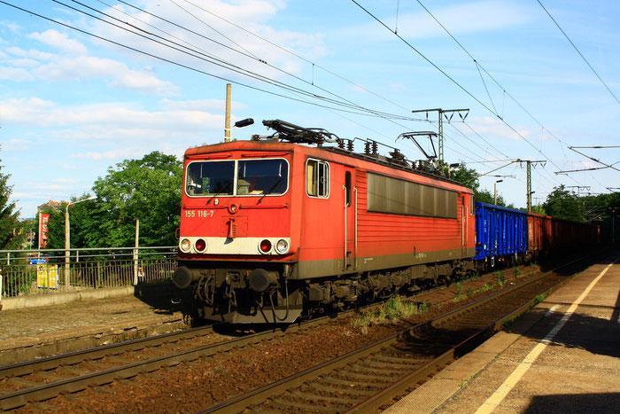 155 116 mit Gz in DD-Cotta