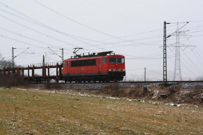155 204 mit Gz am Esig von DKC
