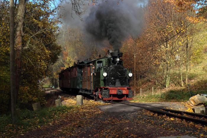 IK Nr 54 hinter Seifersdorf