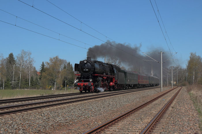 01 202 mit DPE 20322 Dresden-Augsburg in Mosel