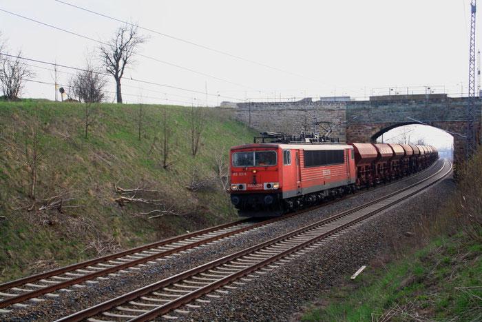 155 125 mit EZ 52524 in Gadewitz