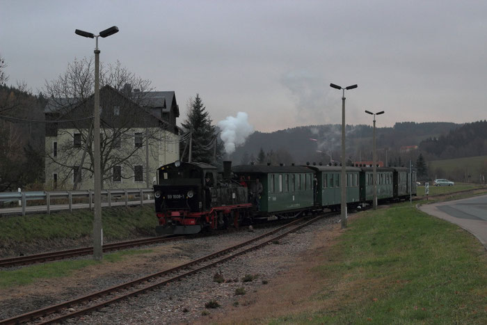 99 1608 in Obercarsdorf