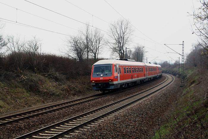 610 015 + 610 002 als IRE bei Colmnitz