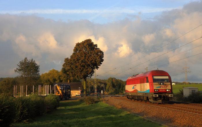 223 034 als Tfz 94683 in Colmnitz