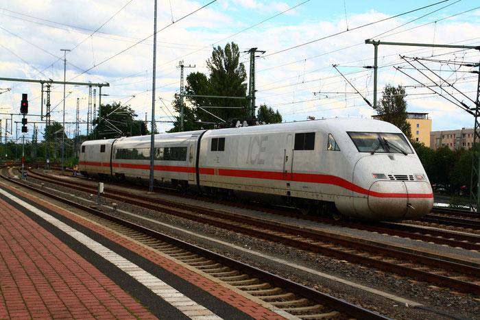 410 101 im Dresdner Hauptbahnhof