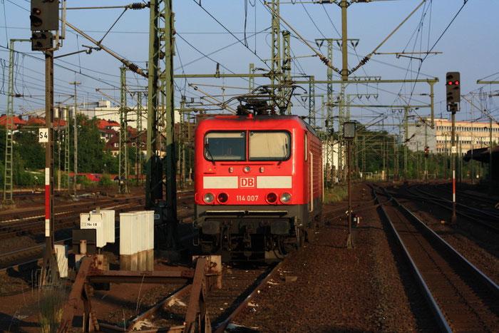 114 007 in Fulda