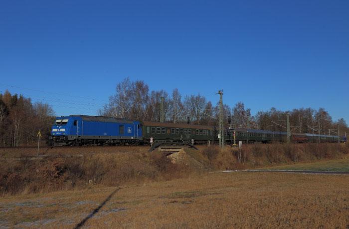 285 103 (ex 76 003) der Pressnitztalbahn