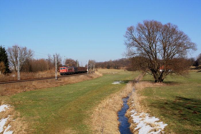 155 023 mit EZ 52523 in Gärtitz
