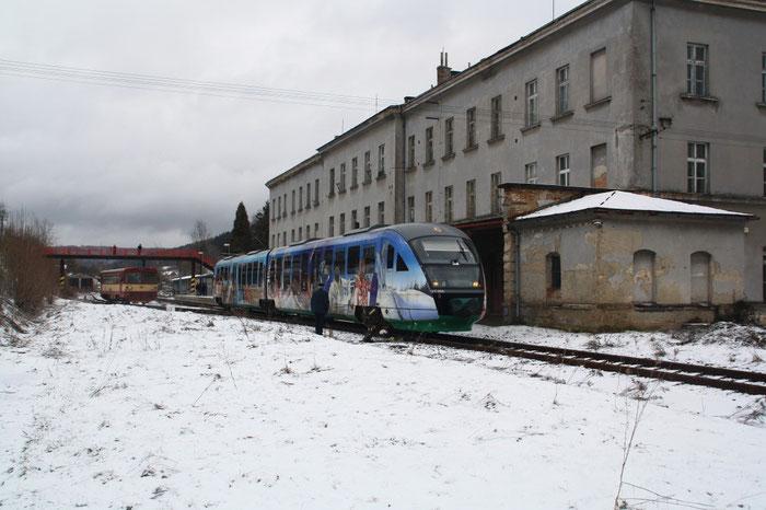 VGB VT 06 in Niedereinsiedel