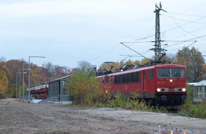 155 204 und 155 125 in DKC