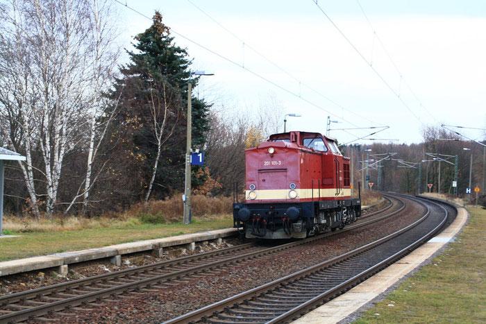 201 101 Lz in Kleinschirma
