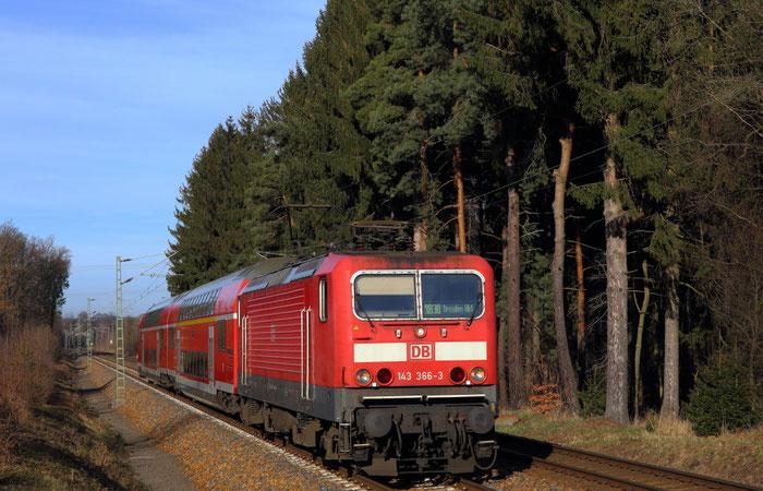 143 366 mir RB 30 vor Freiberg