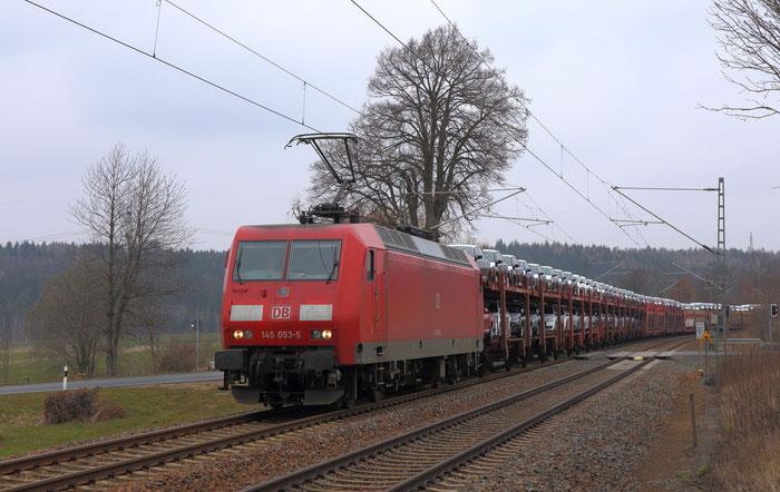 145 053 mit GA 47338