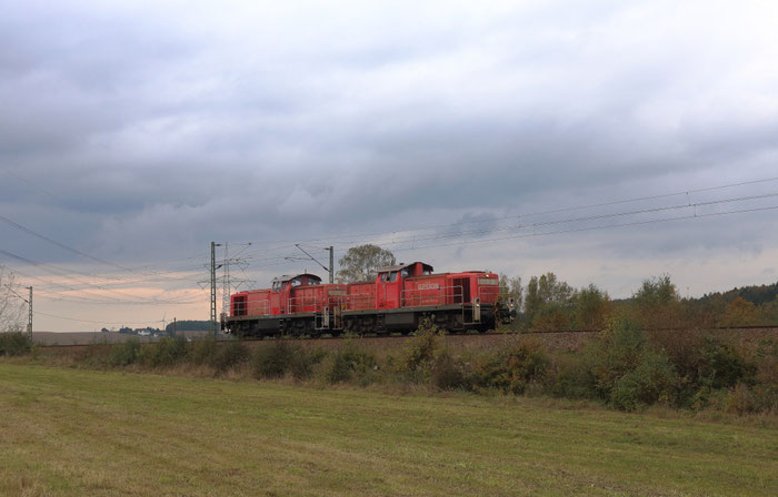 294 779 als Lokzug in Colmnitz