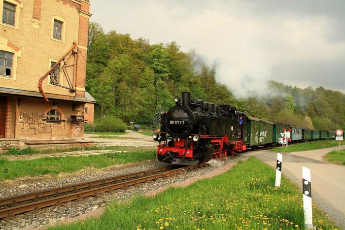 99 1771 mit Sdz in Dippoldiswalde