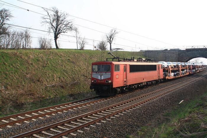 155 214 mit GA 47431 in Gadewitz
