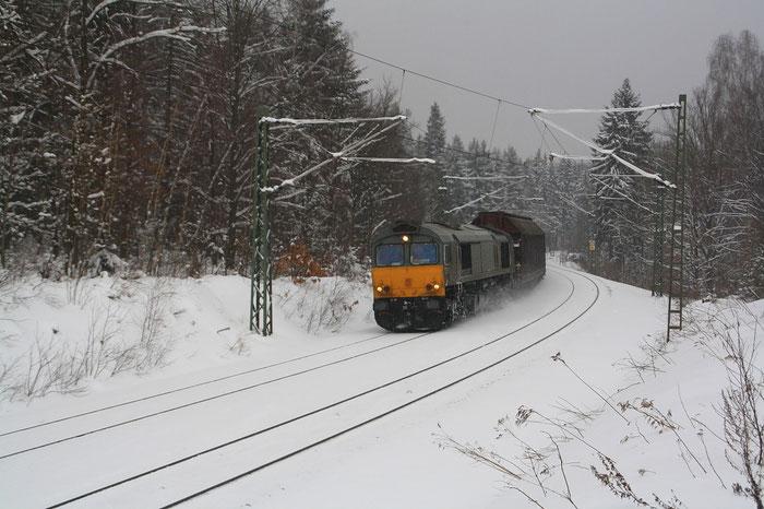 266 106 kurz vor Klingenberg