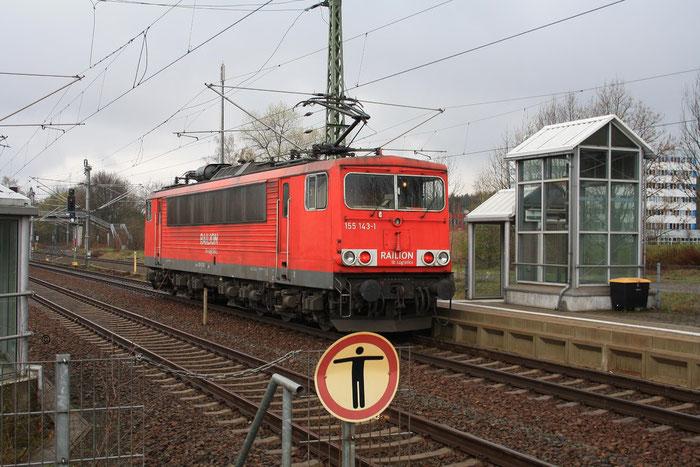 155 143 Lz nach Freiberg in DKC (Bild mit Erlaubnis des Erstellers eingestellt)