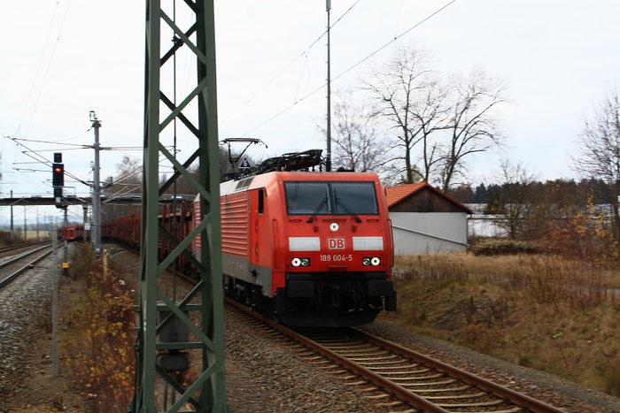 189 004 mit Gz in DKC