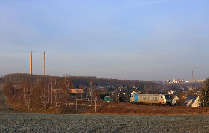 HSL 186 671 in Hilbersdorf