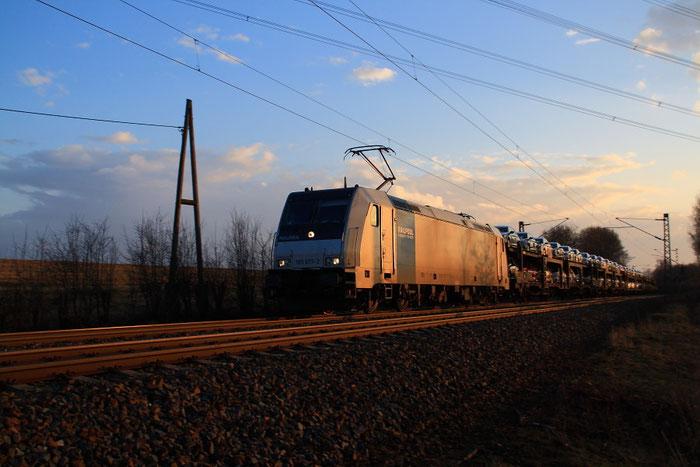 185 677 mit PCT-Autovollzug bei Colmnitz