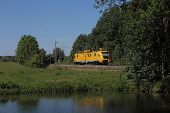 711 115 kurz vor Klingenberg