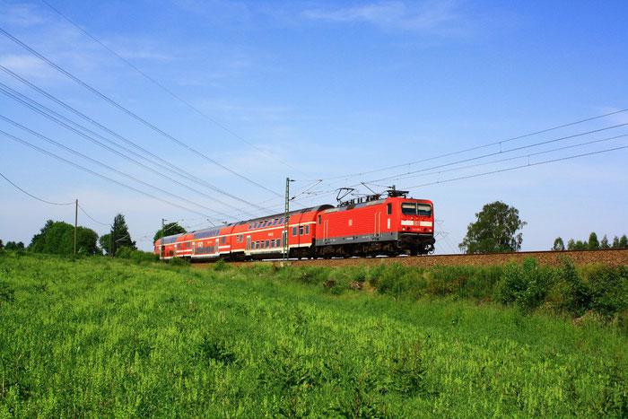 Eine S-Bahn zum Samstag; der Kirchentag macht´s möglich