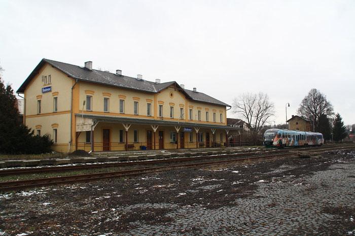 VT 06 in Schluckenau
