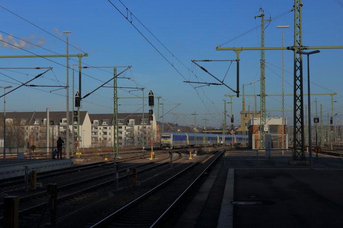 Seit 12.2015 zw Chemnitz und Leipzig unterwegs: Herkules mit Bomdz im Einsatz für die MRB