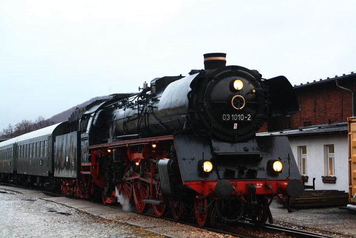 03 1010 abgestellt in Freital-Hainsberg