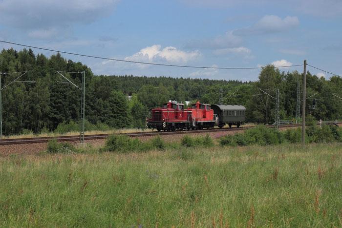 260 773 und 362 911 bei Colmnitz