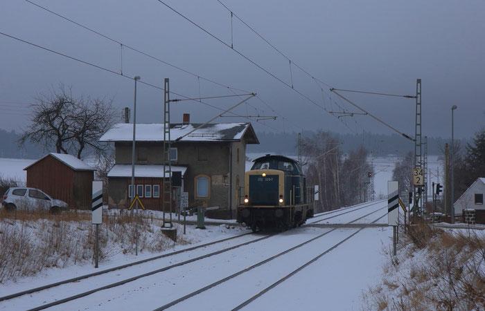 212 329 von DB Fahrwegdienste in Muldenhütten
