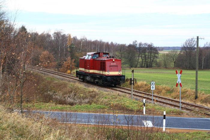 201 101 Lz am BÜ bei Kleinwaltersdorf