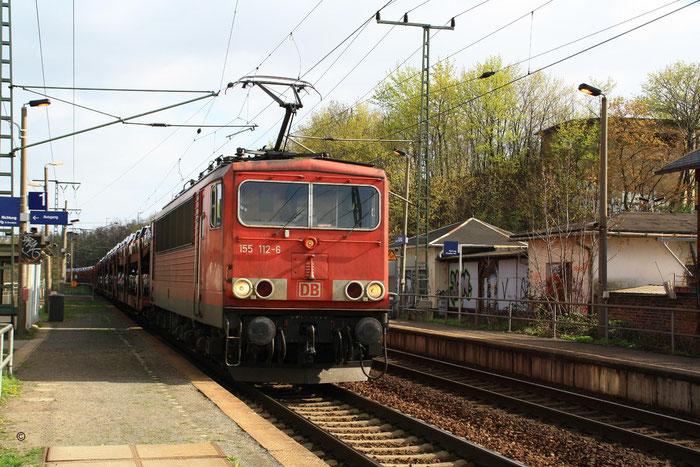 155 112 mit Autogz in Dresden Cotta