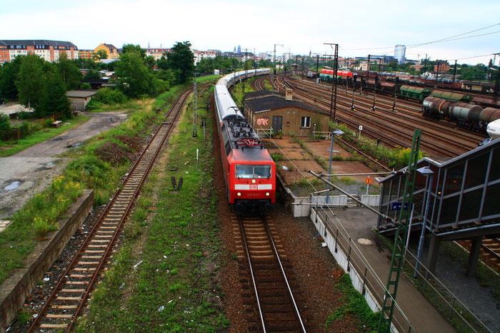 120 120 mit EC in Dresden Friedrichstadt