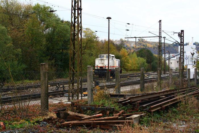 V60: D-02 in den Fels Werken in Rübeland
