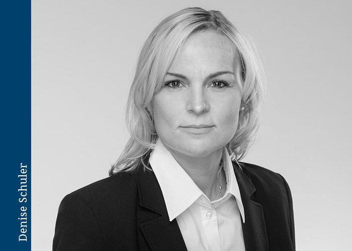 Steuerkanzlei Schuler, Denise Schuler, Rechtsanwältin