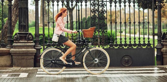 Renta una bici con nosotros y conoce la ciudad desde otra perspectiva