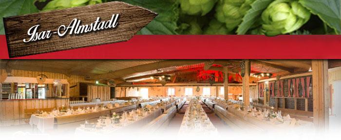 Isar-Almstadl - Hotel zur Isar | Steakhouse Isarplatzl
