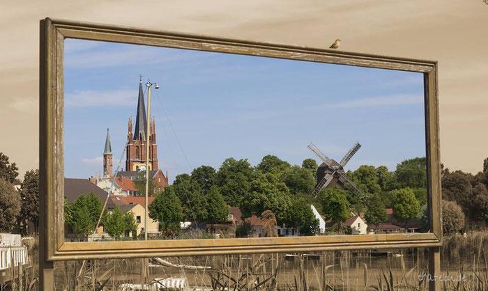 Werder an der Havel, Brandenburg.