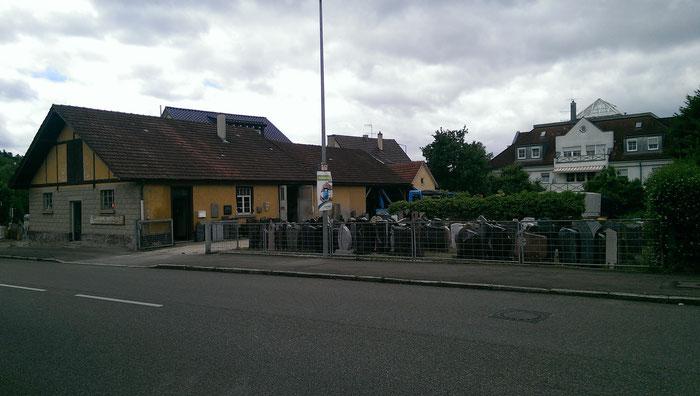 Unser Geschäft in Bartenbach