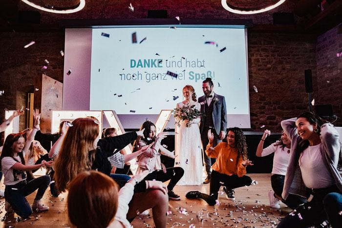 WeddingDance Hochzeitstanz Tanz Brautpaar Tanzkurs Hochzeit Event Hochzeitsüberraschung Verlobung