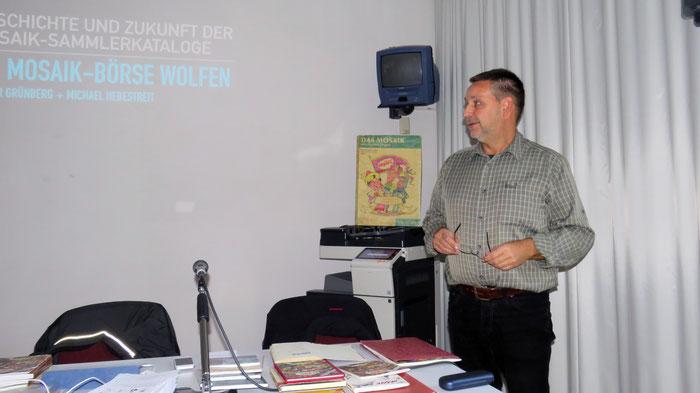 Reiner Grünberg (Foto: Helmut Müller)