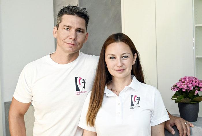 Lars und Alexandra Lösel