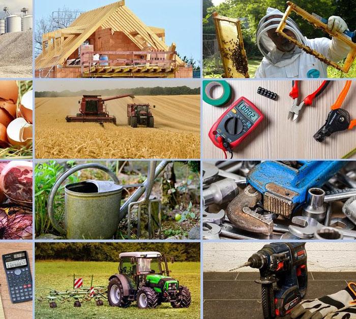 Handwerker, Unternehmer,Landwirte in Golzow 16230